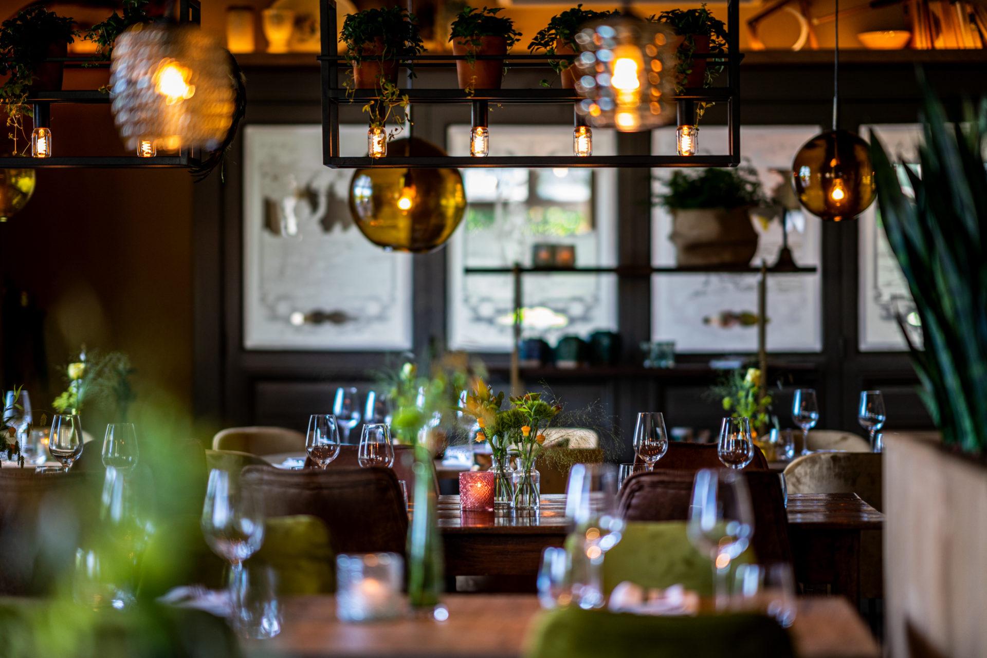 De Arend - overzicht restaurant